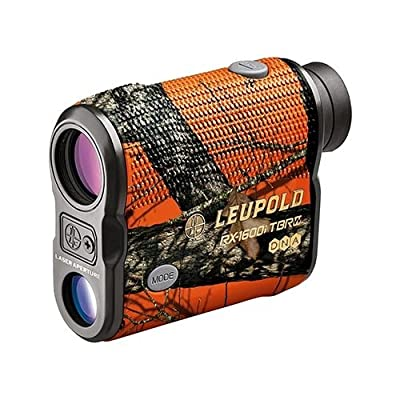 Leupold Rx-1600i Tbr/W With Dna Laser Rangefinder Mossy Oak Blaze Orange Oled Se from Leupold