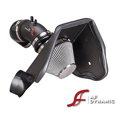 AF Dynamic Air Filter intake Systems for Genesis Coupe 10-12 2.0T 2.0 Turbo W/ Heat Shield 1012-HG4-HS ()