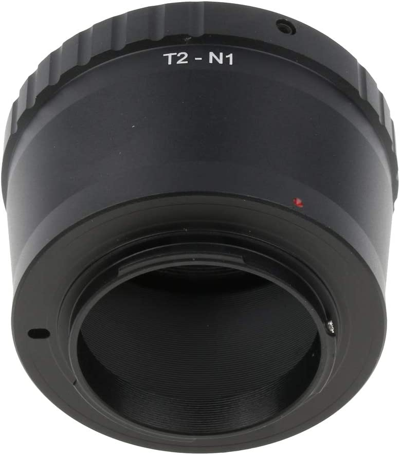 T2 T Mount Telephoto Lens to NI Camera Adapter for 1 N1 Series J1 V1
