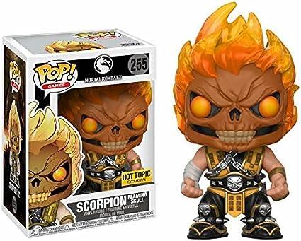 Scorpion- NEW IN STOCK Games: Mortal Kombat FUNKO Pop