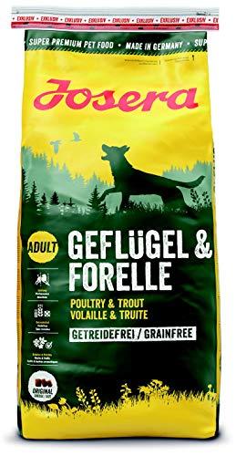Josera Exklusiv Geflügel & Forelle 15 kg