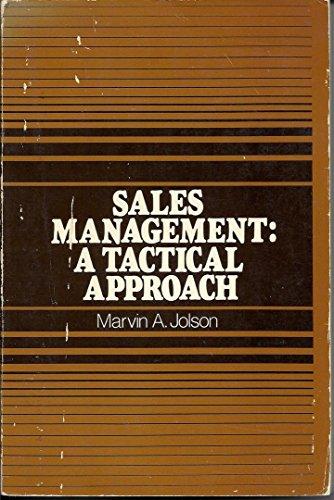 Sales Management Pdf Books