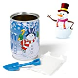 WensLTD Instant Xmas Magic Snow Powder Reusable Artificial Christmas Decoration