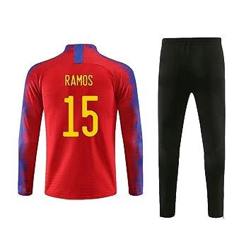 Copa De Europa Ramos Sportswear Traje De Entrenamiento De La ...