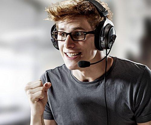 Beyerdynamic MMX300 PC Gaming Premium Digital Headset with Microphone