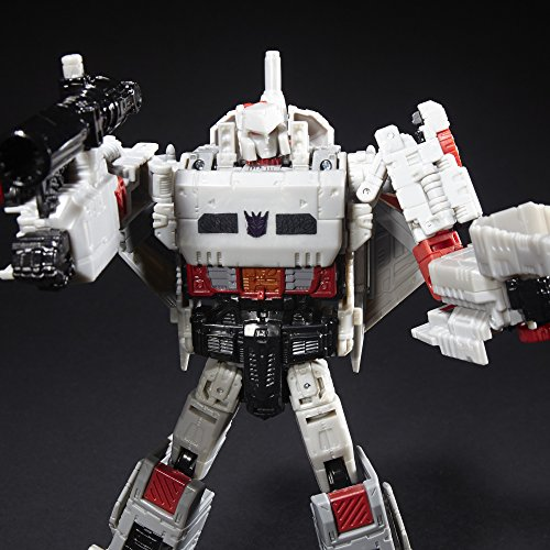 Transformers Generations Titans Return Megatron and Doomshot