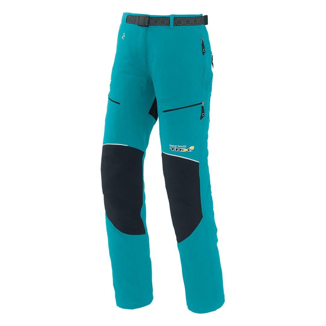 TALLA XL. Trango TRX2 PES Stretch WM FT - Pantalón Largo para Mujer