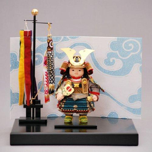五月人形 松崎幸一光 大将飾り 海平飾り 人気 5月人形 幸一光 端午の節句 たんご 初節句 B009Z4UC6O