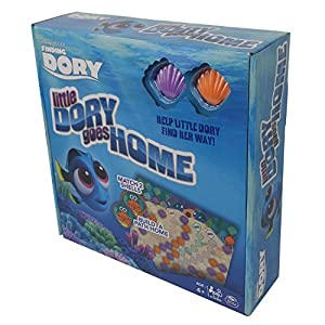 Baby Dory Gets Home Board Game