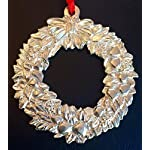 878-Wreath-Holiday-Christmas-Ornament-Pewter