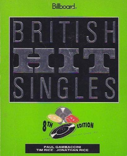 music book of british hit singles - 5