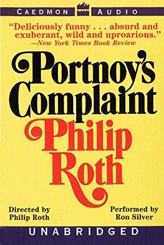 Portnoys Complaint: Amazon.es: Roth, Philip, Silver, Ron ...