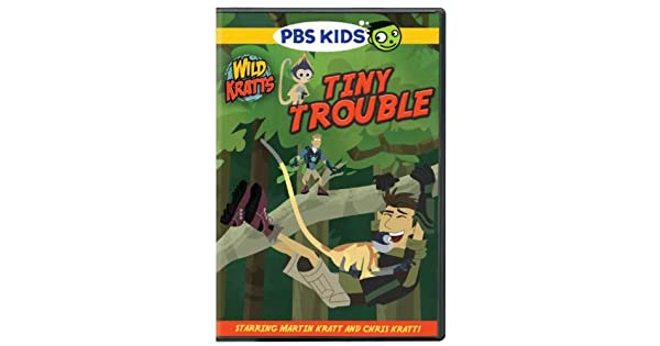 Amazon.com: Wild Kratts: Tiny Trouble: .: Cine y TV