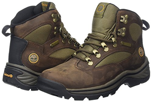 Marron dark Femme Randonnée Chocorua Brown Chaussures Trail Timberland XwZY6Z