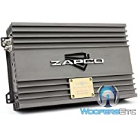Z-150.2 LX - Zapco 2/1-Channel 500W RMS Class A/B Bridgeable Amplifier