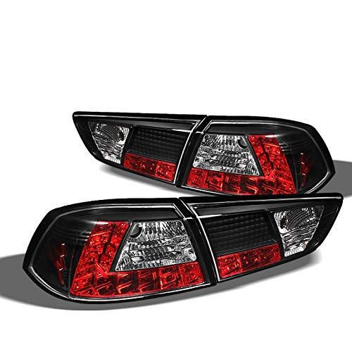 Evo 10 Led Tail Lights in US - 5