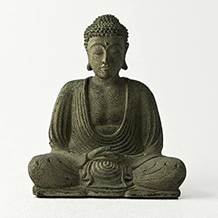 Stone Buddha For Indoor Outdoor Use Creating A Peaceful Oasis On Your  Patio, Entryway,