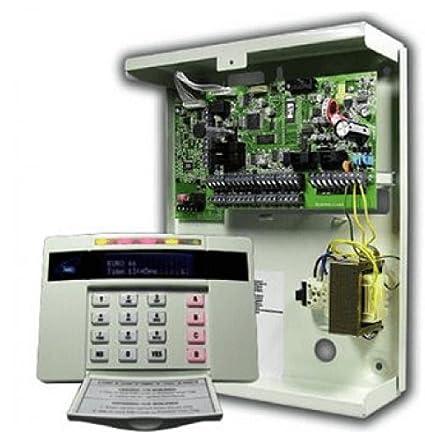 PY150 - Pyronix euro-46s Panel de control, 10 - 46 zonas ...