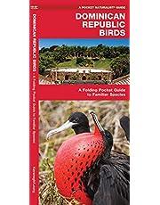 Dominican Republic Birds: A Folding Pocket Guide to Familiar Species