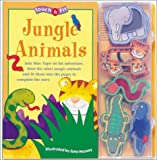 Jungle Animals, Jane Massey, 1571454152