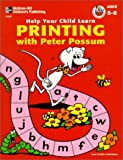 Printing with Peter Possum, Schaffer, Frank Publications, Inc. Staff, 0867340061