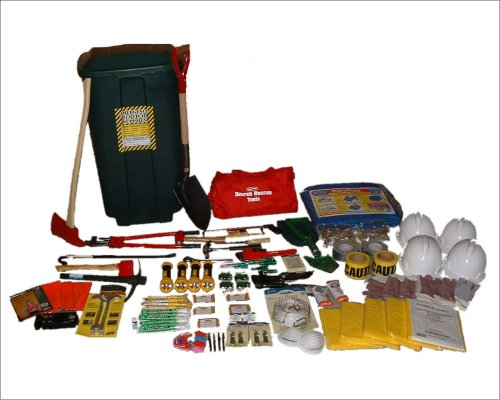 Mayday 4 Person Professional Rescue Kit