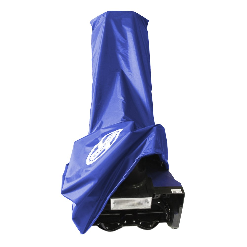 Snow Joe SJCVR Protective Cover for 18-Inch Electric Snow Blower | Universal | Single Stage Compatible by Snow Joe
