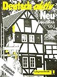 Deutsch Activ Neu Grundstufe 1 9783468491610