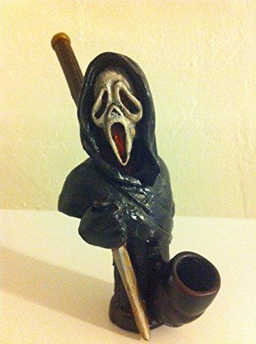 Handmade Tobacco Pipe, The Dark Knight Design