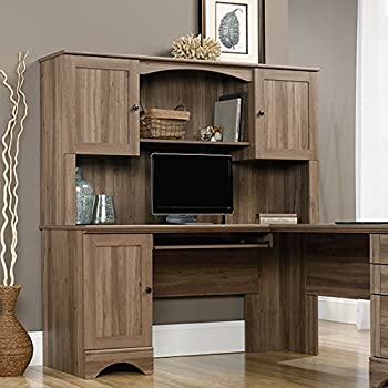 Amazon Com Bush Furniture Tuxedo L Shape Wood Computer