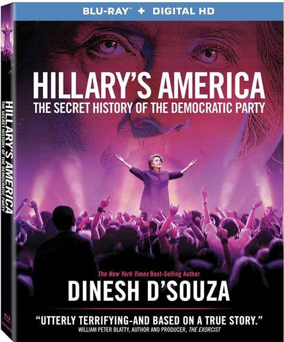 Hillary's America [Blu-ray + Digital HD]