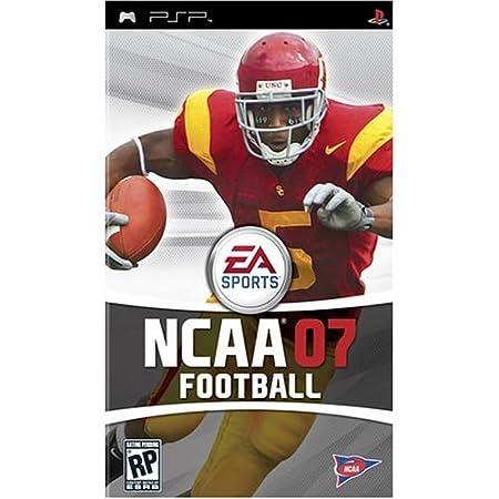 NCAA Football 2007 - Sony PSP