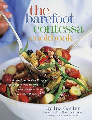 The Barefoot Contessa Cookbook (Best Tea Party Recipes)
