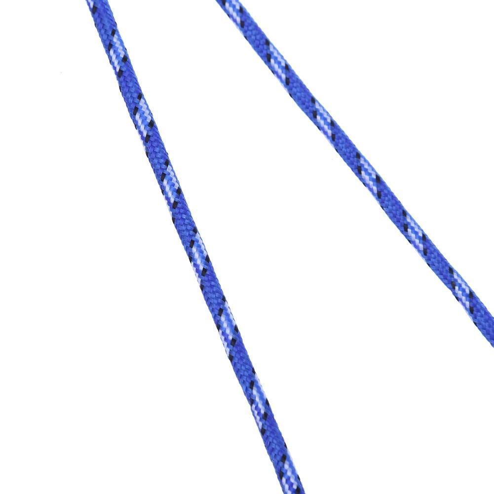 DE LA Vitesse saut /à la corde /à sauter avec poign/ée /éponge de coton fils pour fitness ext/érieur Sporting 1 pc Couleur al/éatoire Everpert Corde /à sauter