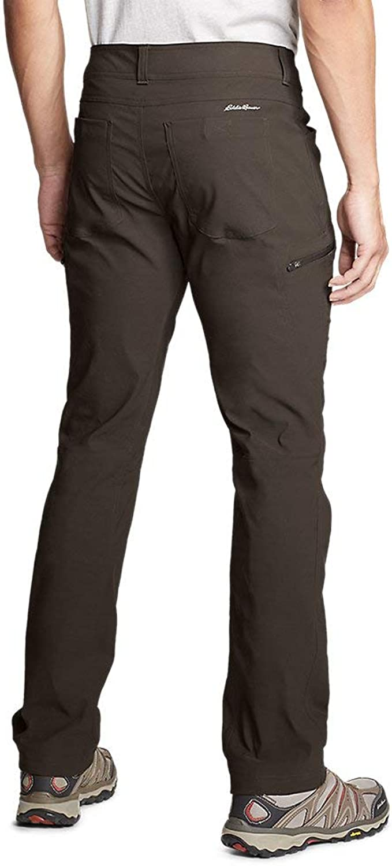 Eddie Bauer Mens Guide Pro Pants Dk Peat Regular 40//34