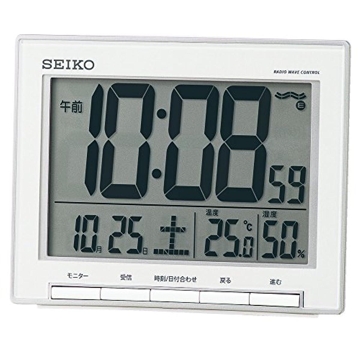 [해외] SEIKO 세이코 전파 디지털 시계 SQ786S