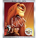 The Lion King [Blu-ray]
