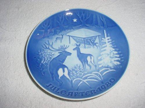 1980 Bing & Grondahl Christmas Plate