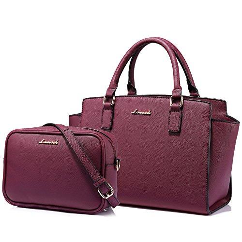 Tote Bag Structured Designer Han...