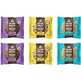 Munk Pack - Variety Pack - Protein Cookie - 6 Pack - 18g Protein, Vegan, Gluten-Free, Soft Baked - 2.96oz (Variety Pack)