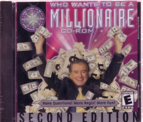 Who Wants to be a Millionaire 2nd Edition (Jewel Case) - - Vista Outlets Buena