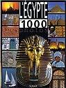 L'Egypte en 1000 photos par Collectif