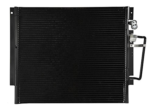 Sunbelt A/C AC Condenser For Chevrolet Colorado GMC Canyon 3014 Drop in Fitment - Gmc A/c Condensers