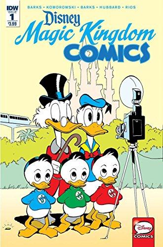 DISNEY MAGIC KINGDOM COMICS #1 (OF 2) SUBSCRIPTION VAR