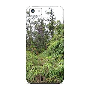 For Iphone 6 plus (5.5)/ Rain Forest FernsPC iphone Protective Cases cover yueya's case