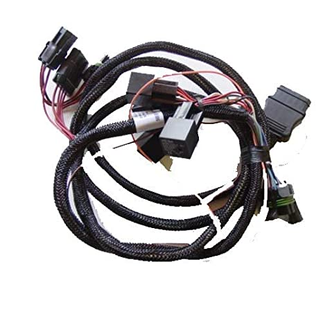 Western Relay Wire Harness on