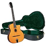 Gitane DG-250 Professional Gypsy Jazz Guitar with Hardshell Case