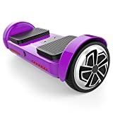 OXA Hoverboard - UL2272 Certified Self Balancing Scooter, 20 Lithium Batteries (144 Wh) Ensure 17 km Range on a Single Charge, 2 Modes for All Ages (2)