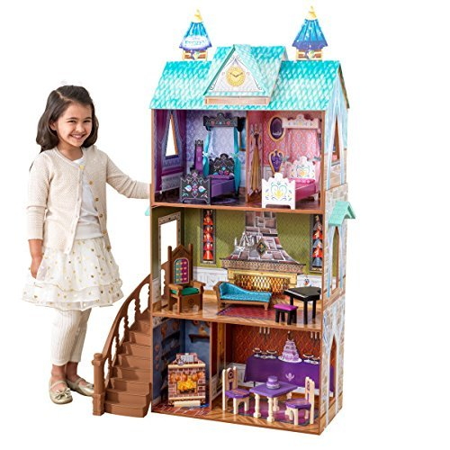 Disney Palace Frozen House Arendelle Palace Doll House [並行輸入品] [並行輸入品] B077PGCYK8, みんなの花屋さん ほのか:a8d8a43b --- arvoreazul.com.br