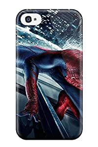For Iphone 4/4s Protector Case The Amazing Spider-man 77 Phone Cover